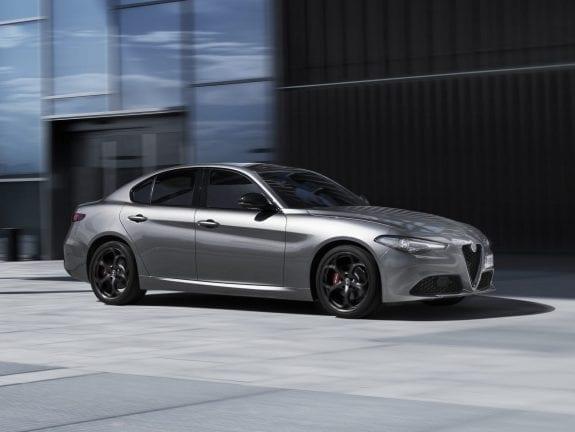 Afbeelding van Alfa Romeo Giulia Edizione Veloce