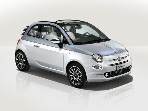 Afbeelding van Fiat 500C Collezione Automaat