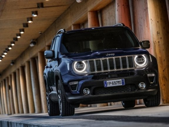 Afbeelding van Jeep Renegade Openings Edition