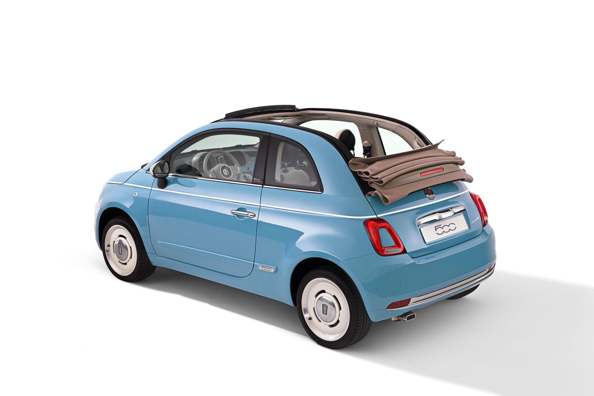 Fiat 500 Spiaggina 58 Zeeuw Automotive