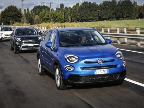 Afbeelding van Fiat 500X Openings Edition