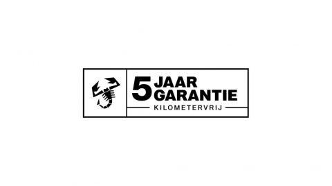 Afbeelding voor Abarth 5 jaar garantie