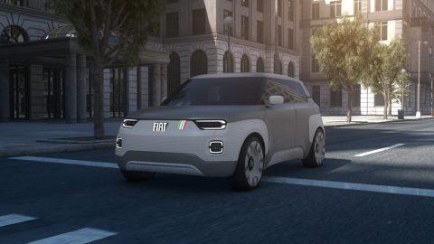 Afbeelding voor Fiat Centoventi conceptcar