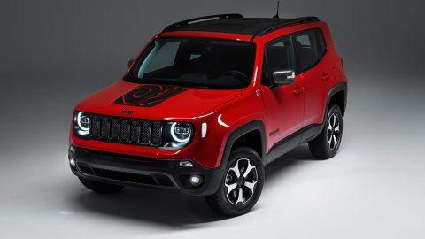 Afbeelding voor Jeep E-volutie
