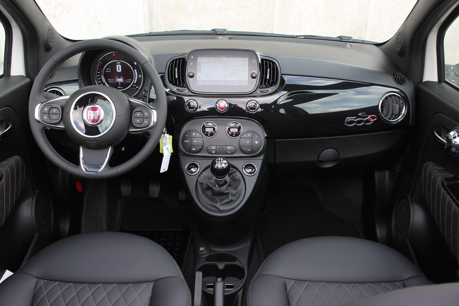Fiat 500C Twin Air Turbo 120th Edition