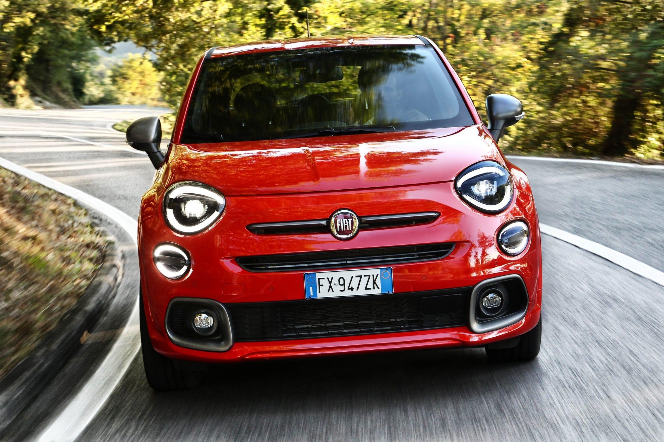 NEW Fiat 500X Sport