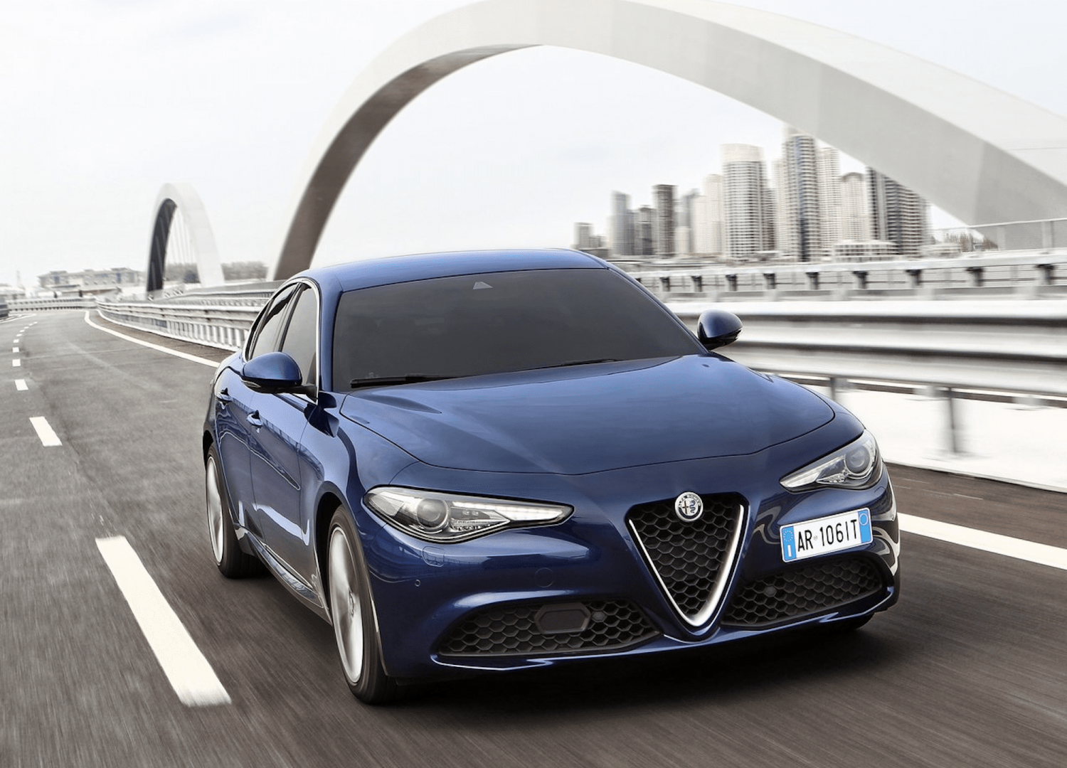 Alfa Romeo Giulia Super – Business Edition