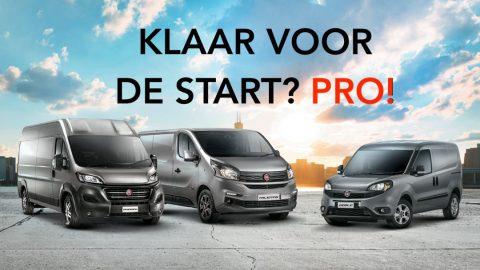 Afbeelding voor Professionele eindejaarknallers van Fiat!