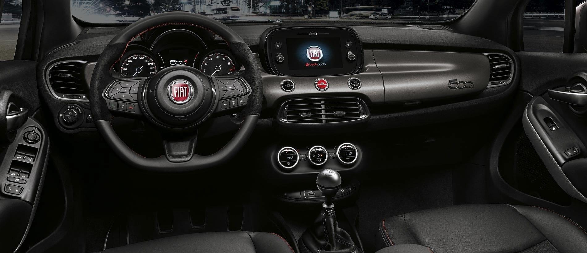 Fiat 500X Sport automaat