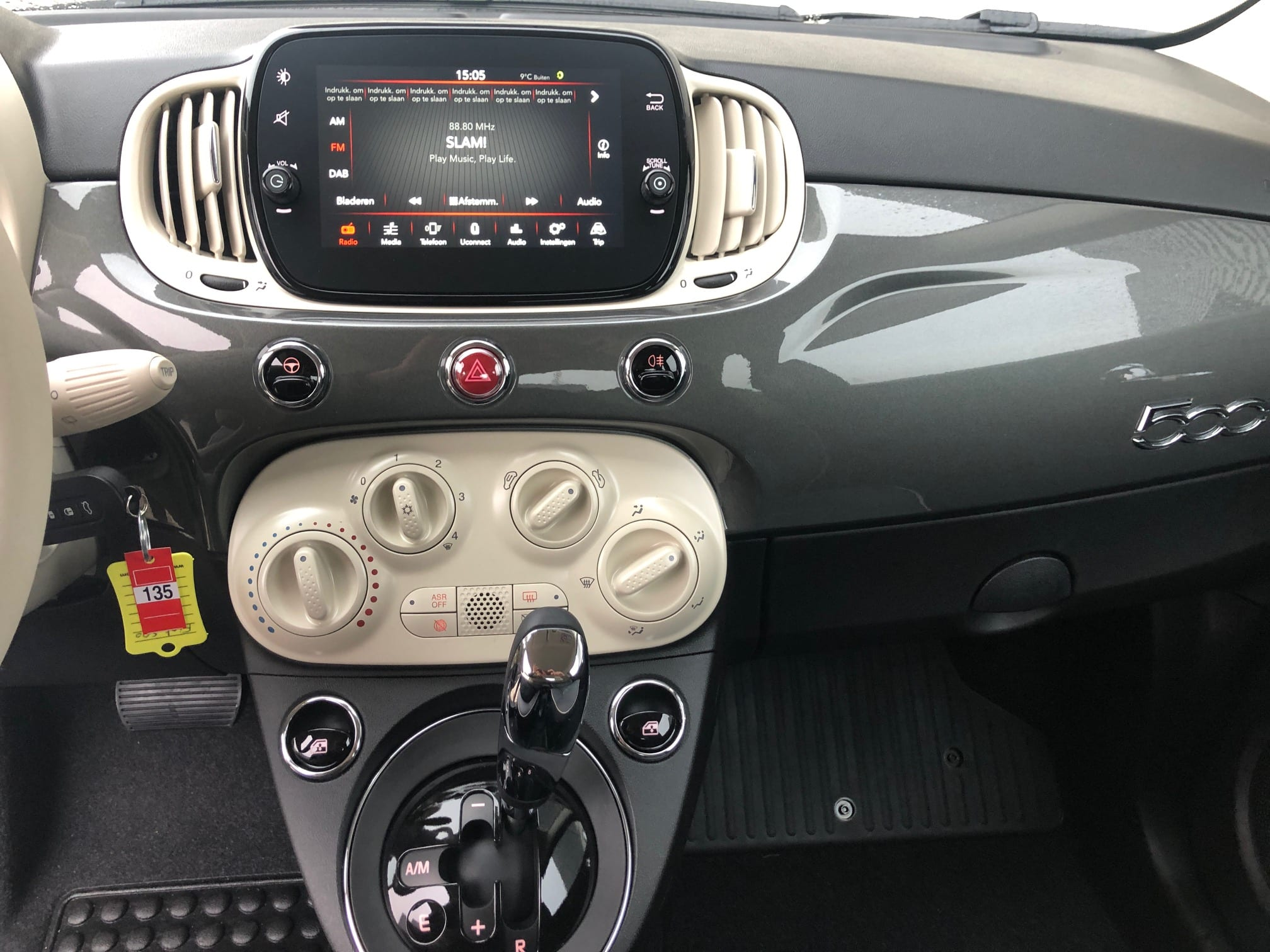 Fiat 500 1.2 Lounge Automaat