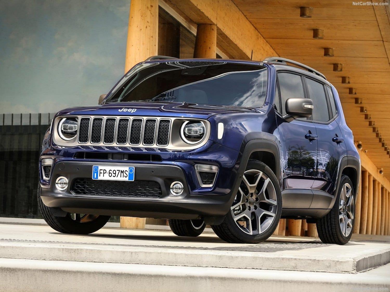Jeep Renegade 1.0 Turbo Freedom