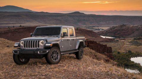 Afbeelding voor Jeep Gladiator
