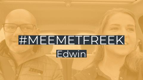 Afbeelding voor #meemetfreek & Edwin Bakker
