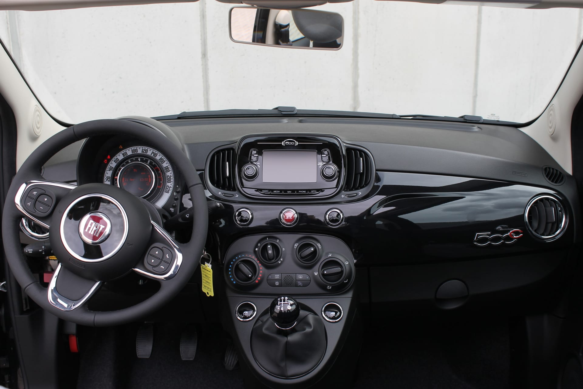 Fiat 500C TwinAir Turbo Young