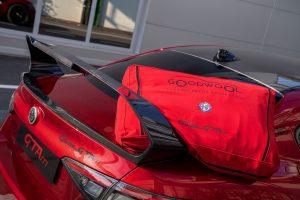 Alfa Romeo Giulia GTA en GTAm experience bag