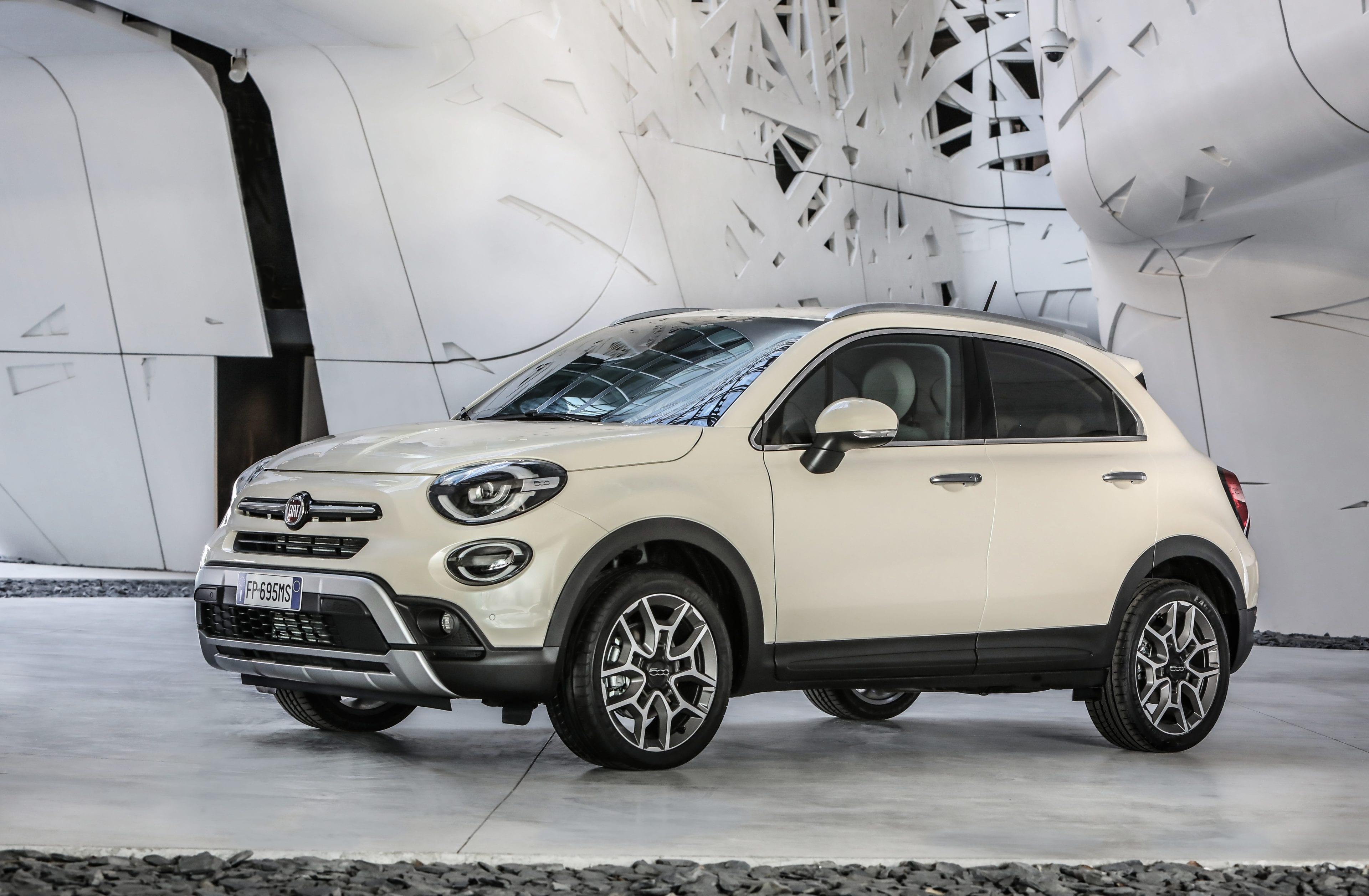 Fiat New 500X beige