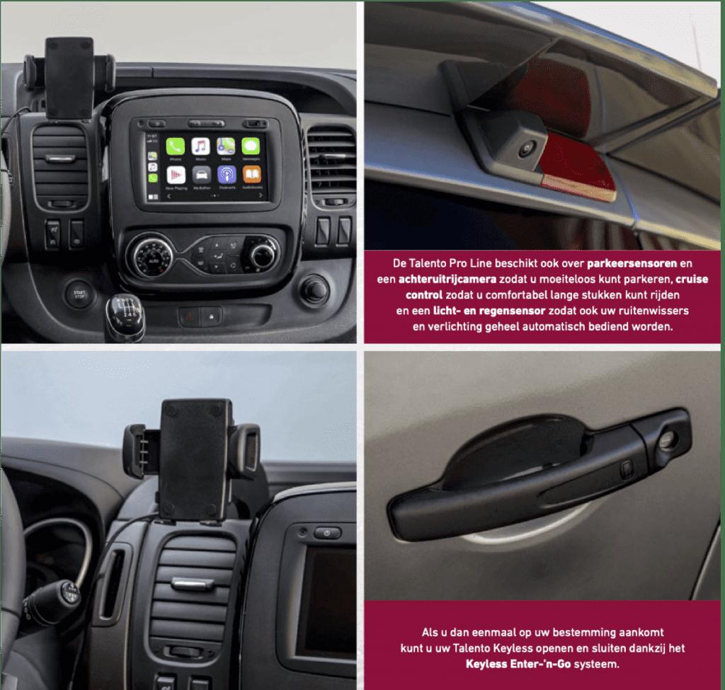 Fiat Professional - Talento Pro Line Intelligent Karakter
