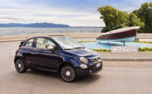 Fiat 500 riva en Aquarama