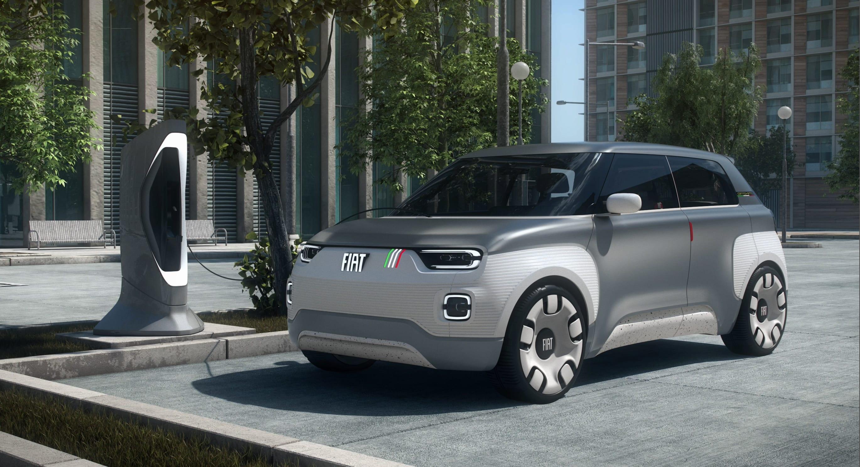 Fiat Concept Centoventi - laden
