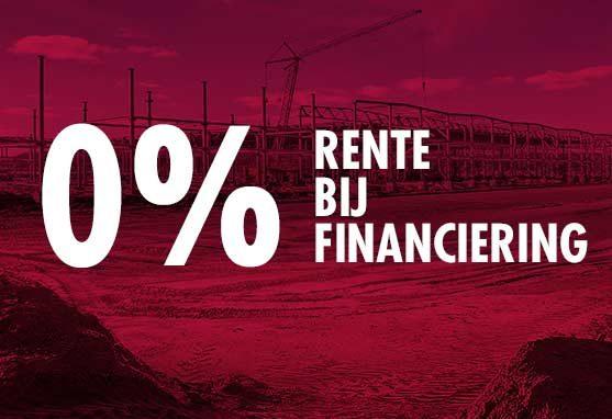 Fiat pro - 0% rente bij financiering