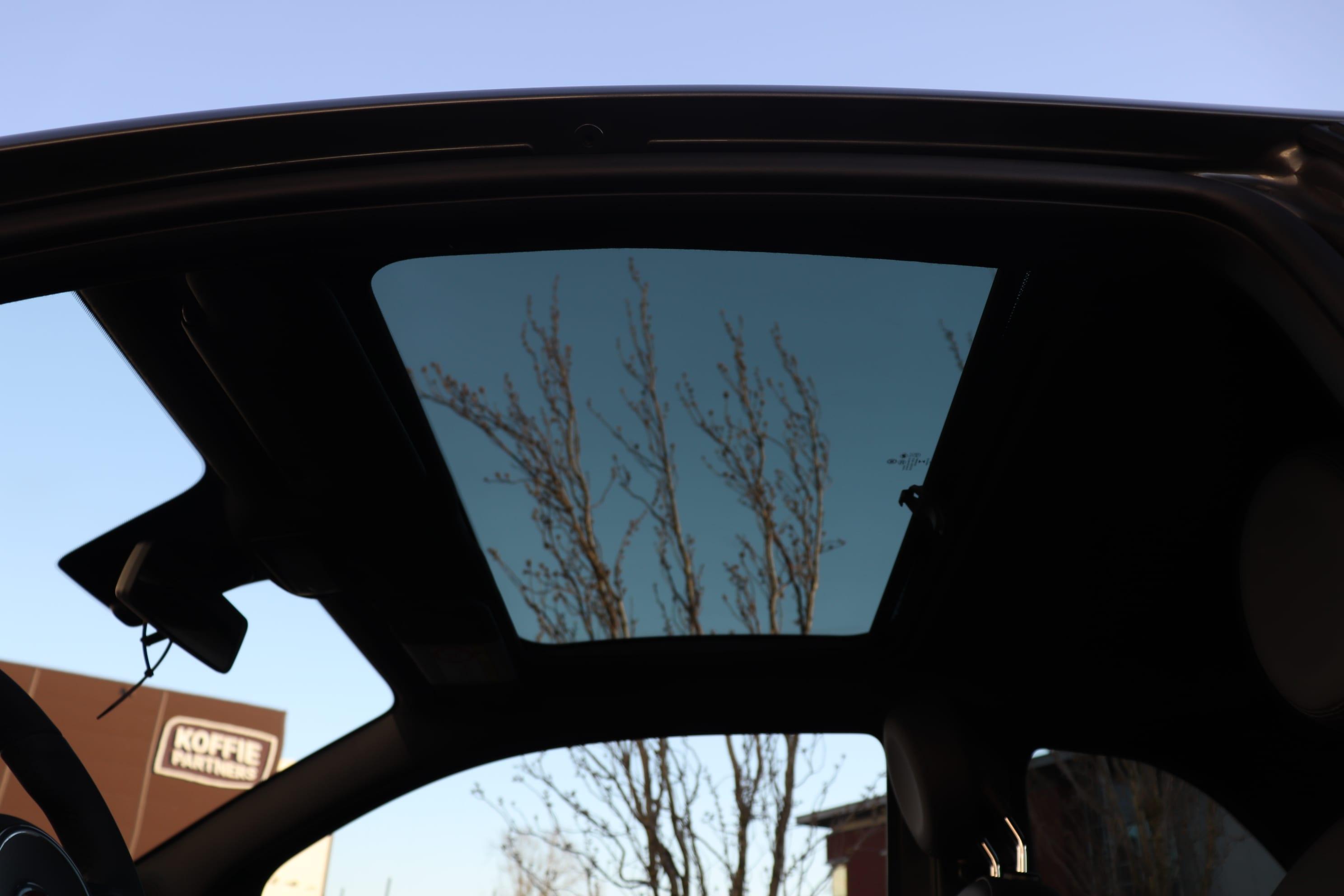 Fiat 500 Twin Air Turbo Rockstar - panoramadak