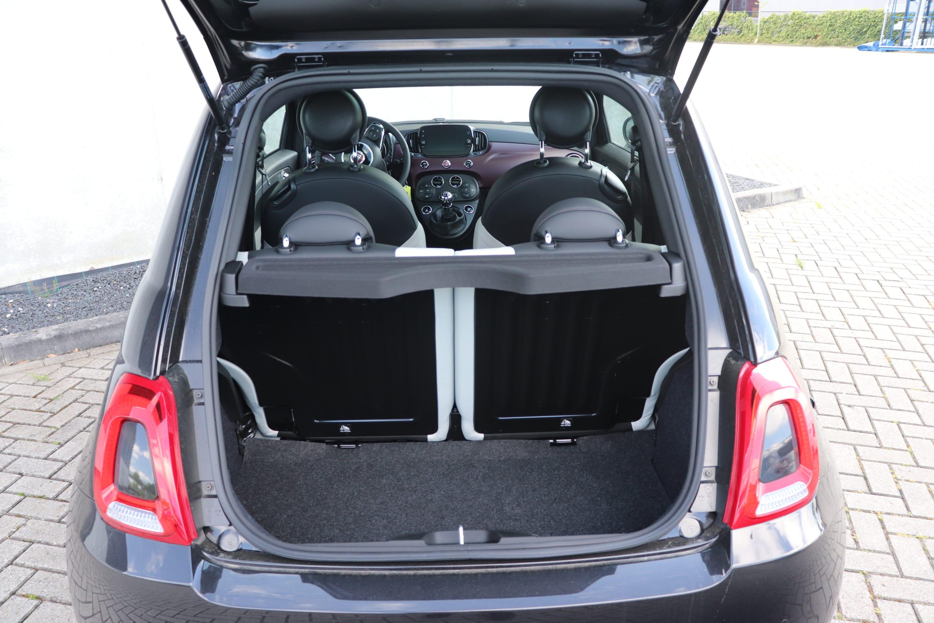 Fiat 500 1.2 Star - kofferbak
