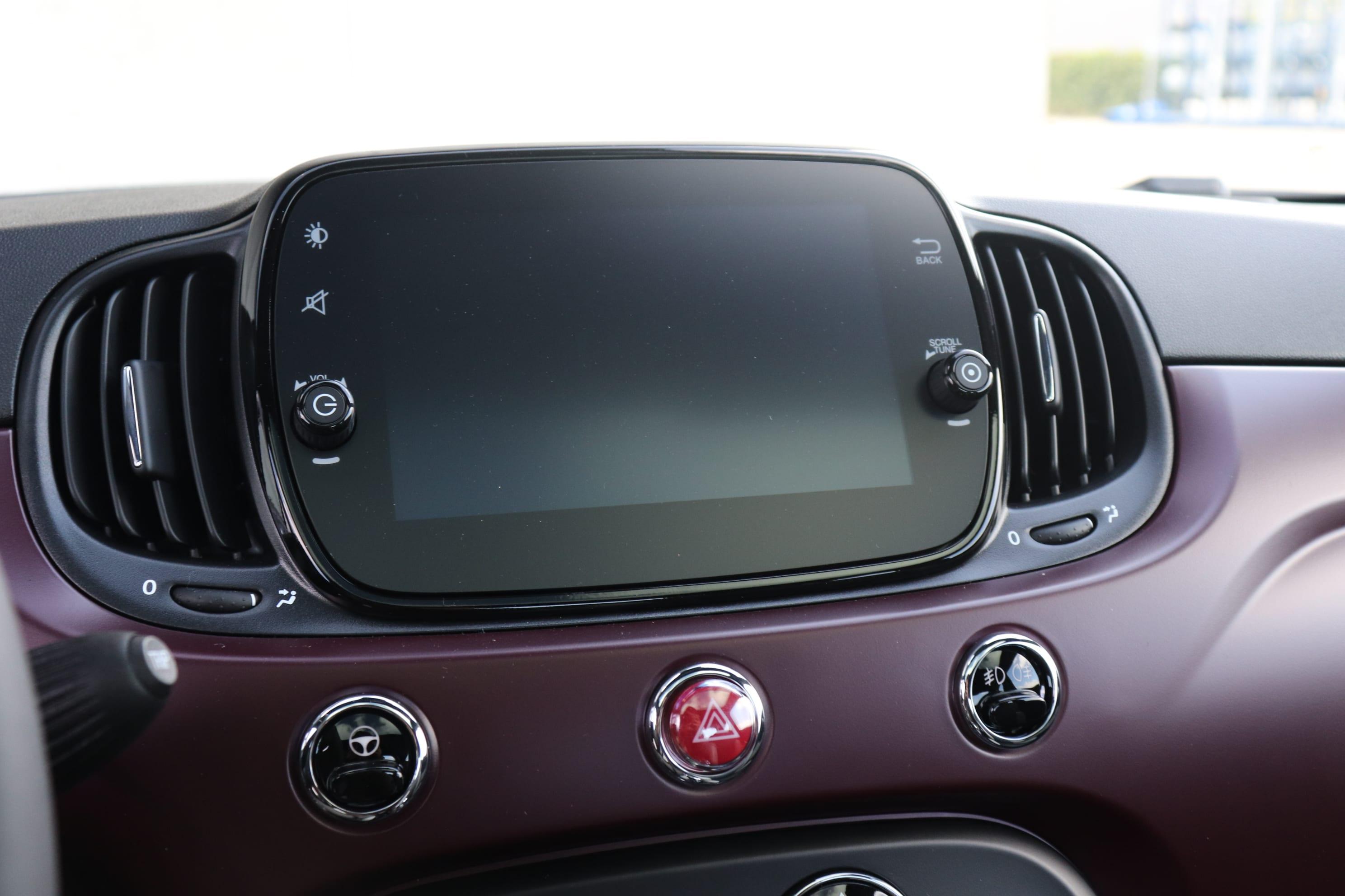 Fiat 500 1.2 Star - navi