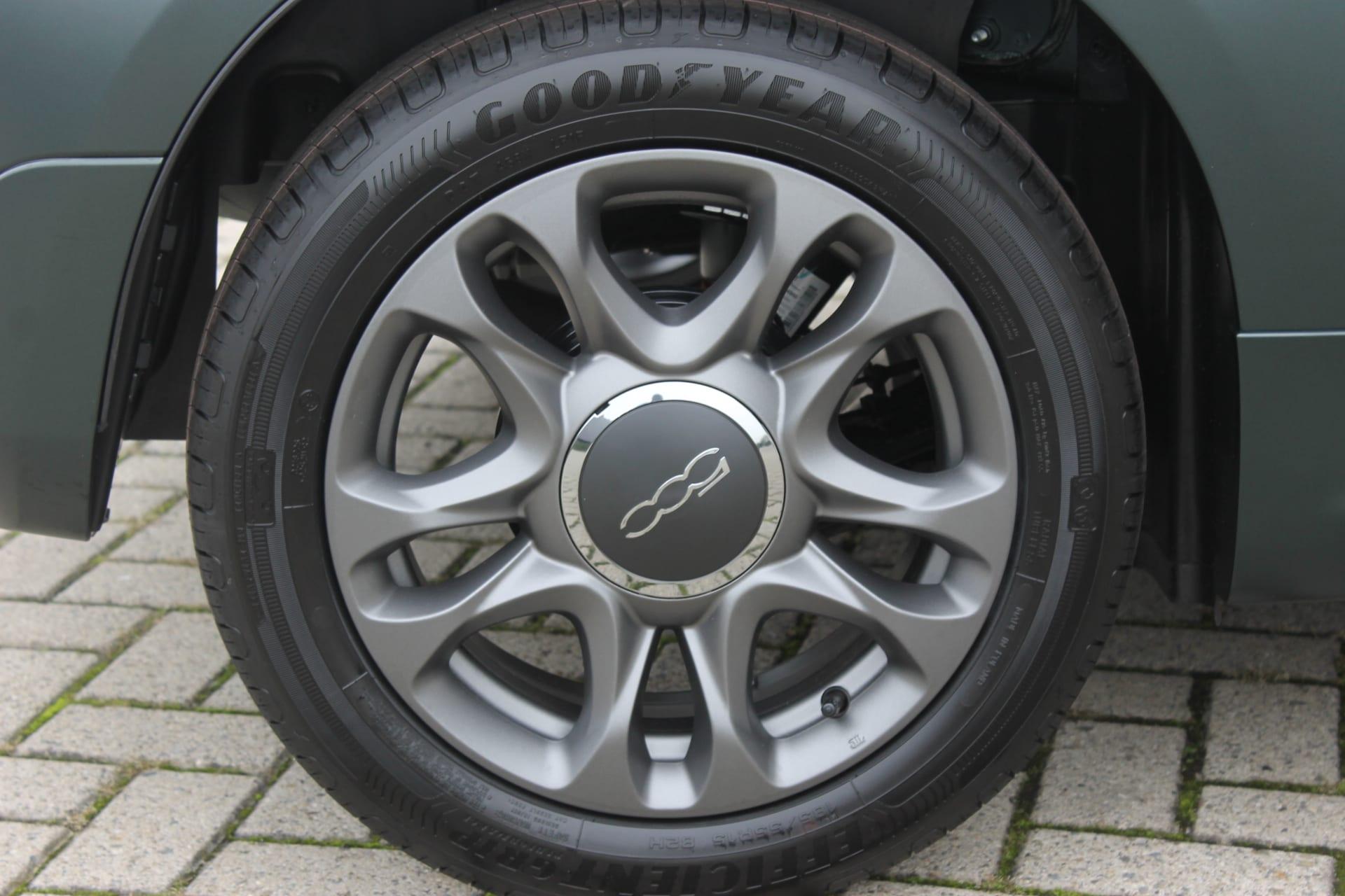 Fiat 500 Rockstar - velg