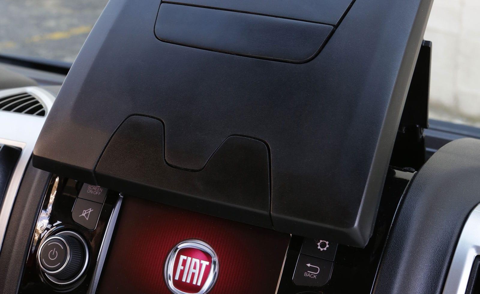 Fiat Professional Ducato Luxury pro - navi