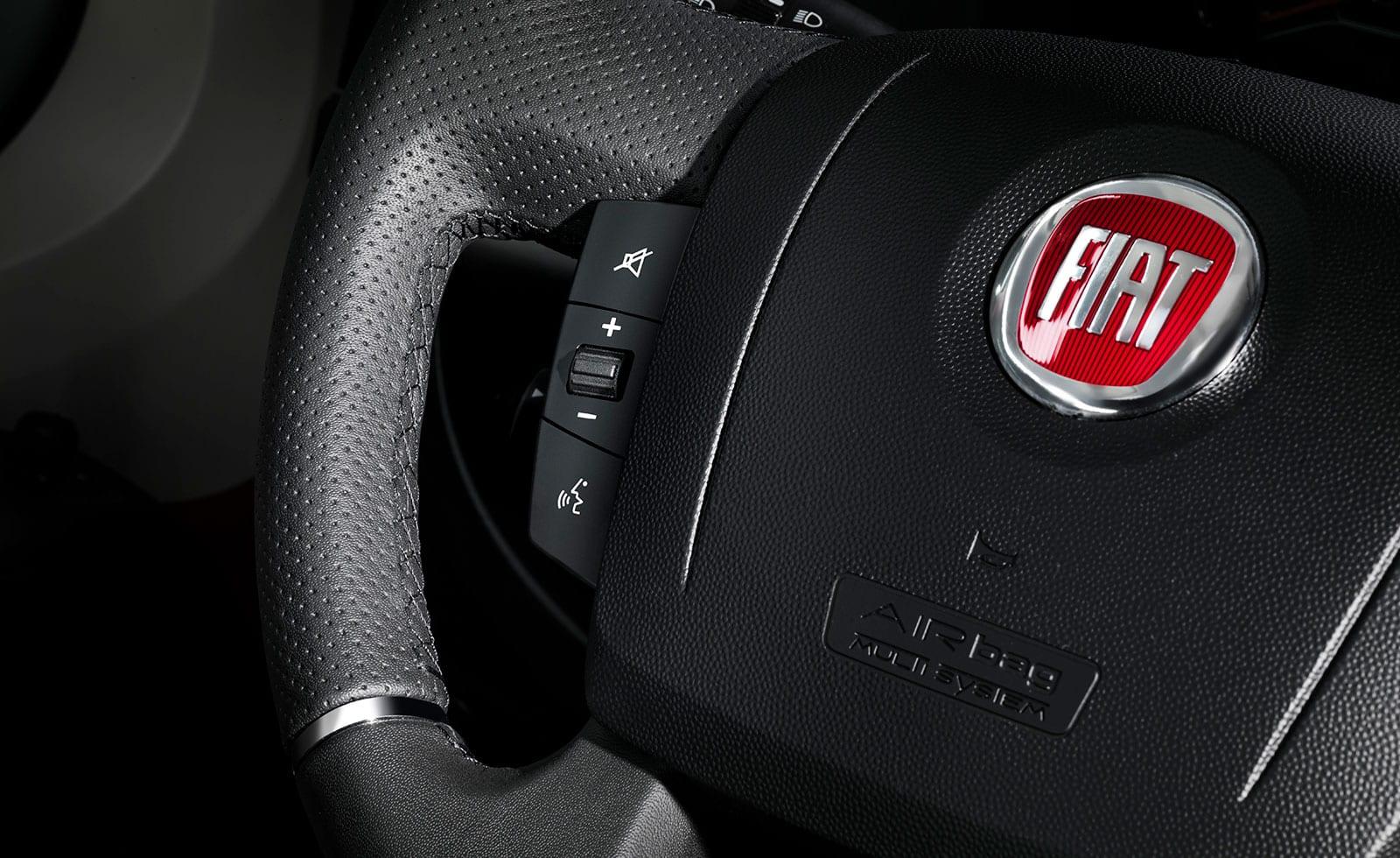 Fiat Professional Ducato Luxury pro - stuurbediening