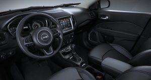 Jeep Compass Night Eagle Liberty Edition - dasboard passagierskant