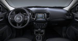 Jeep Compass Night Eagle Liberty Edition - dashboard