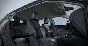Jeep Compass Night Eagle Liberty Edition - interieur
