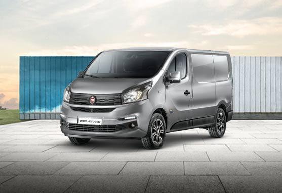 Fiat Professional Talento - bedrijfswagenweken oktober 2020
