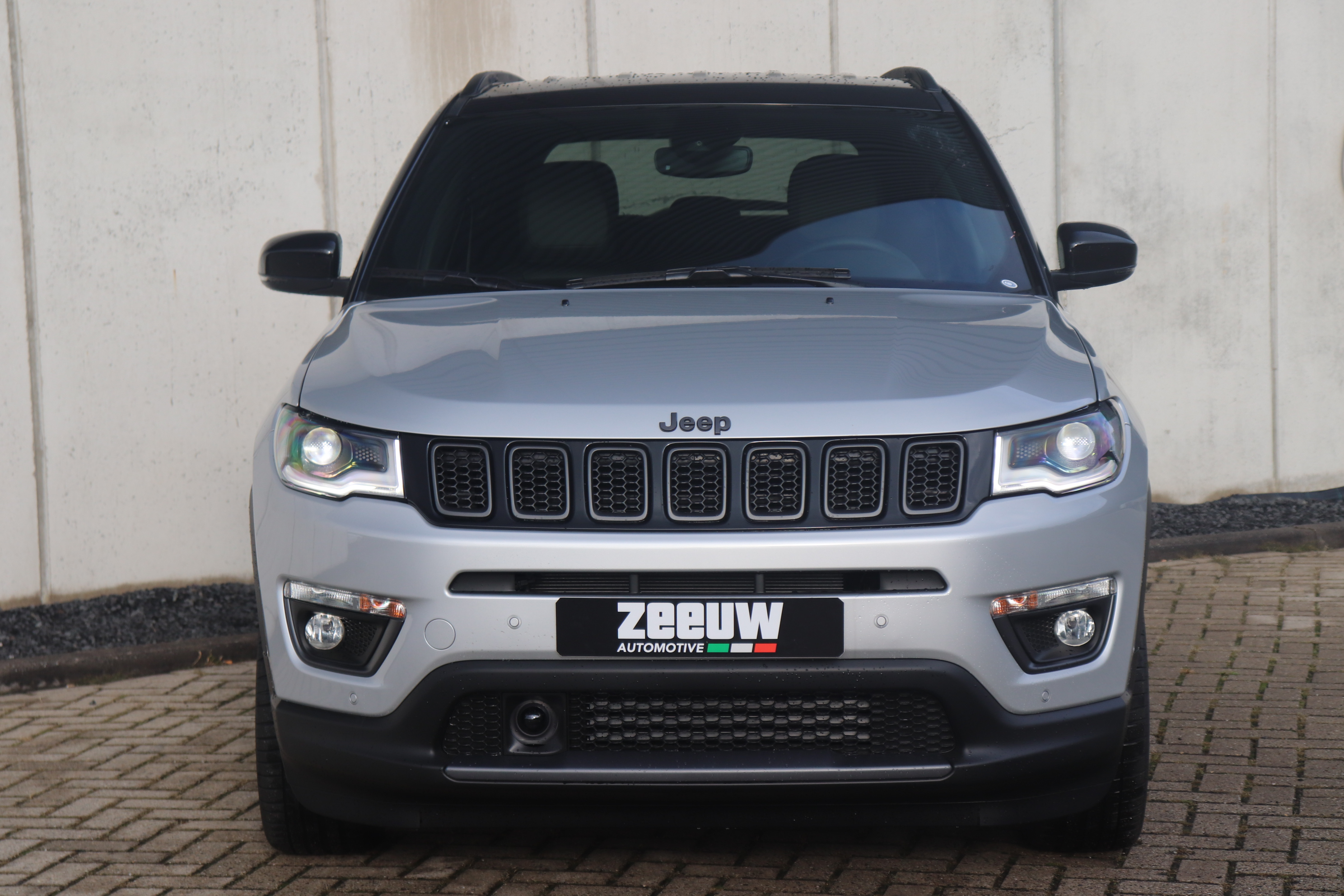 Jeep Compass 1.3 Turbo S automaat