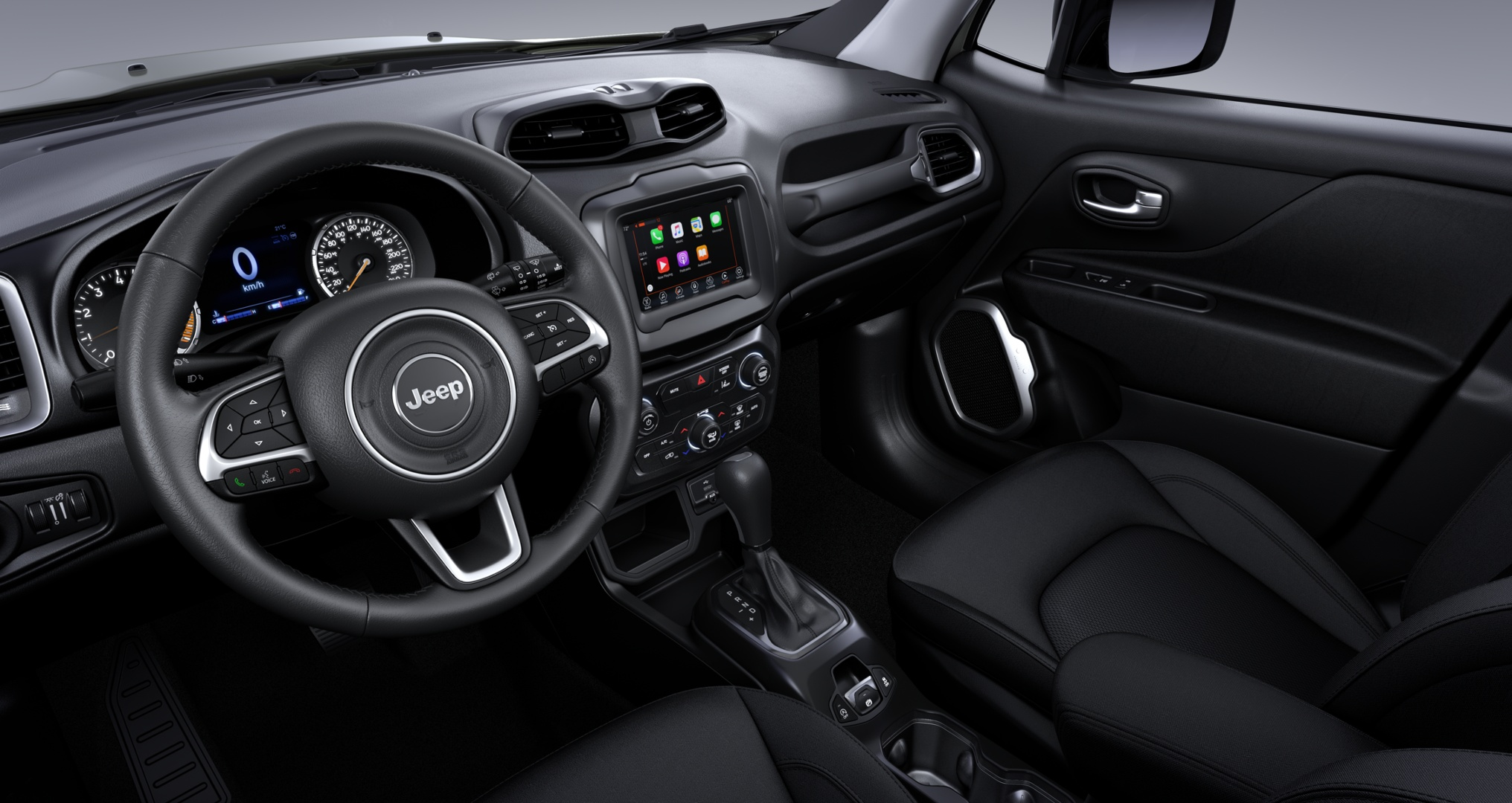 Jeep Renegade 1.3 Turbo Longitude automaat