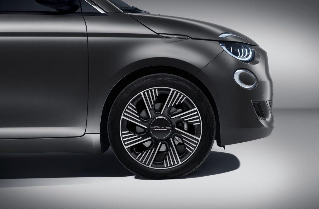 Mopar - New 500 17''wheel sporty look