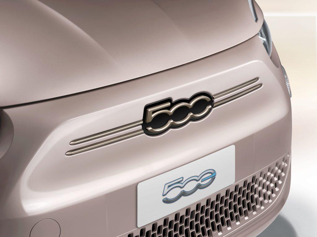 Mopar - New 500 Front Logo Brass