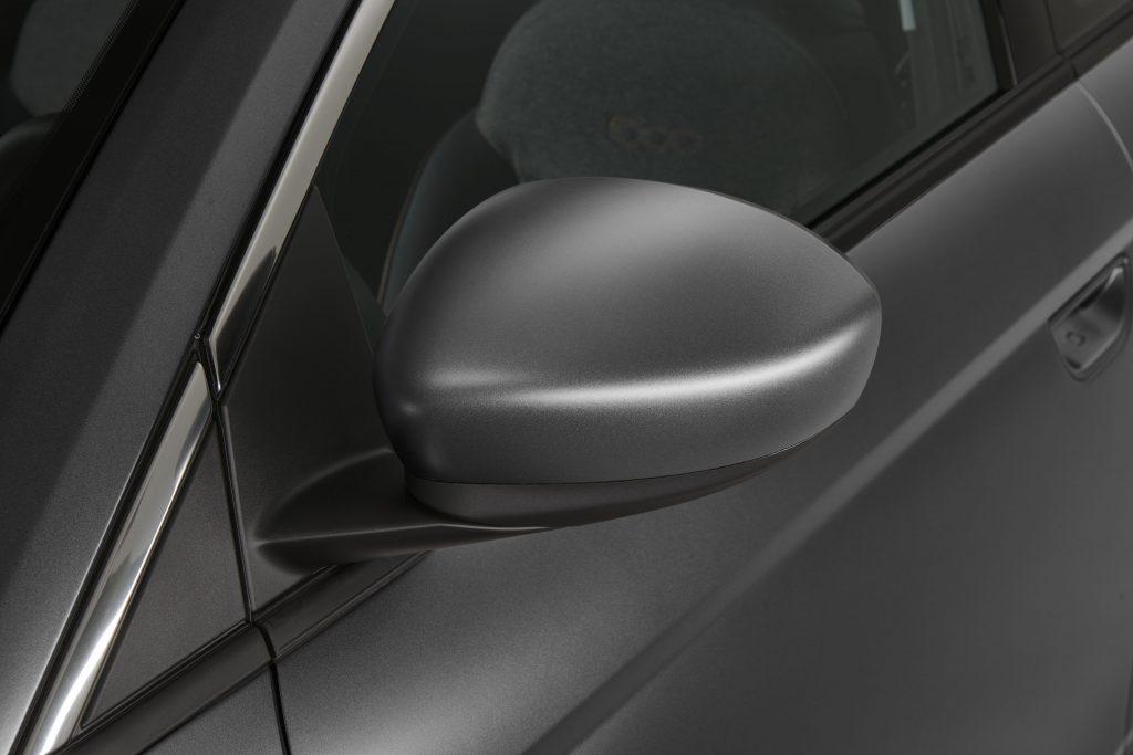 Mopar - New 500 Mirror Cover Matt Grey