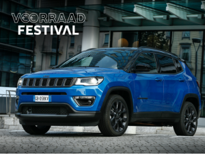 Jeep Compass Night Eagle - voorraad festival