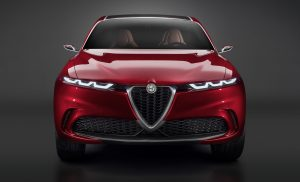 Alfa Romeo Tonale Concept - voorkant 1