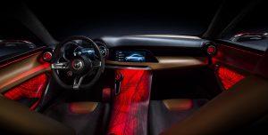 Alfa Romeo Tonale Concept - dashboard