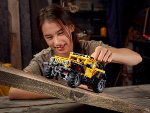 Lego Technic - Jeep Wrangler Rubicon 10