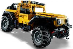Lego Technic - Jeep Wrangler Rubicon 17