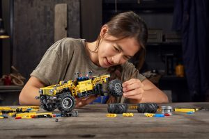 The Jeep®brand and the LEGO Group reveal theJeep Wrangler Rubicon