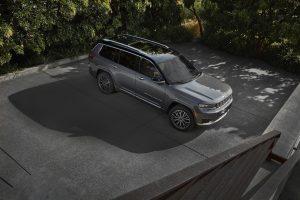 New Jeep Grand Cherokee L 2021 - parkeerplaats