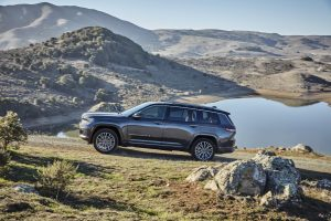 New Jeep Grand Cherokee L 2021 - zijkant