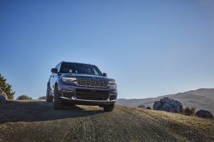 New Jeep Grand Cherokee L 2021 - voorkant