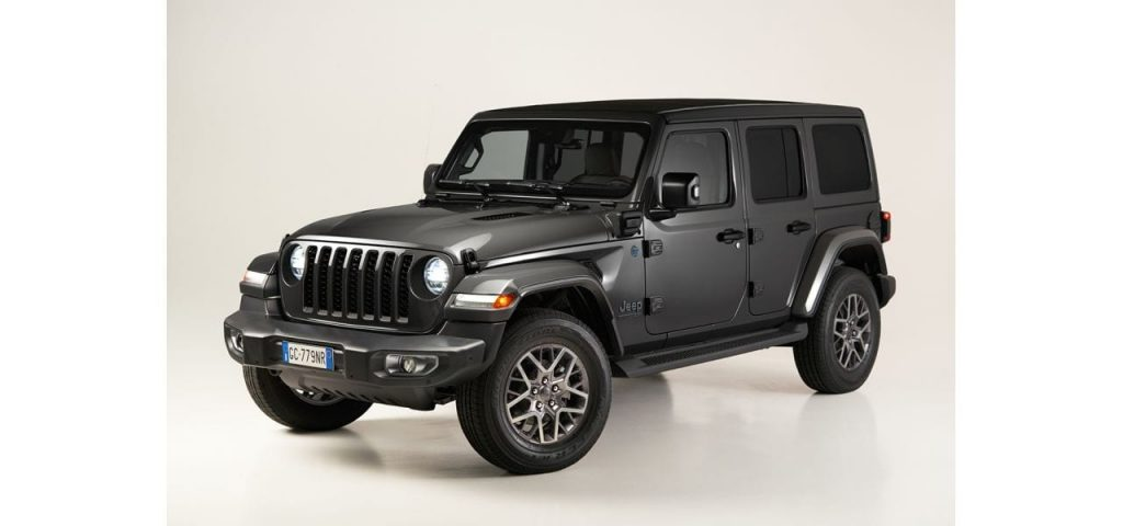 Jeep Wrangler 4xe First Edition 1
