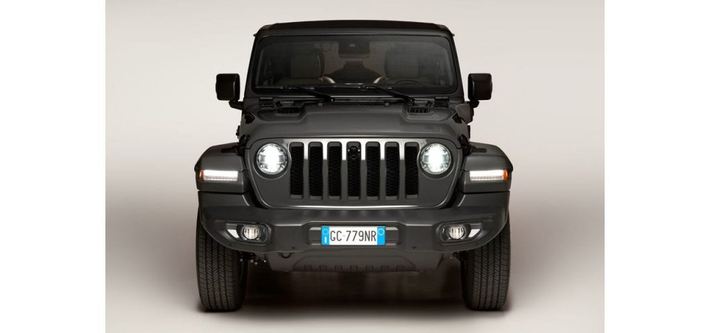 Jeep Wrangler 4xe First Edition 2